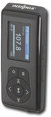 insignia mp3 player