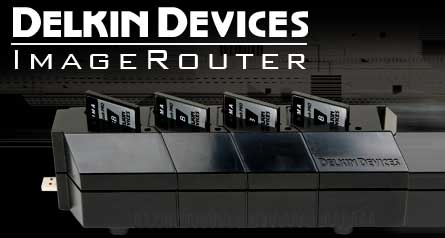 delkin imagerouter