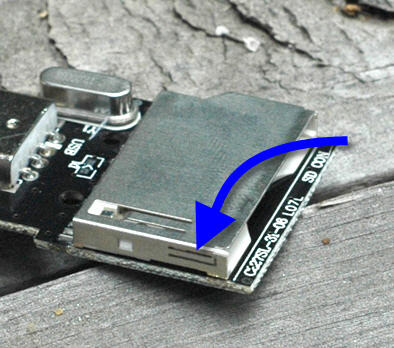internal sd card reader
