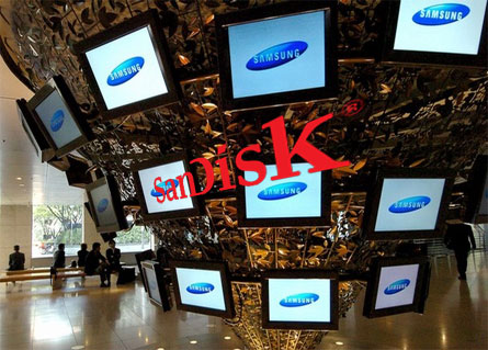 samsung sandisk buy out