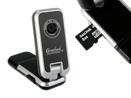 mini usb web cam microSD
