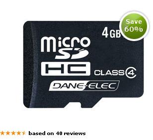 microSDHC deal