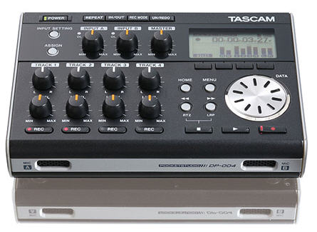 tascam pocketstudio