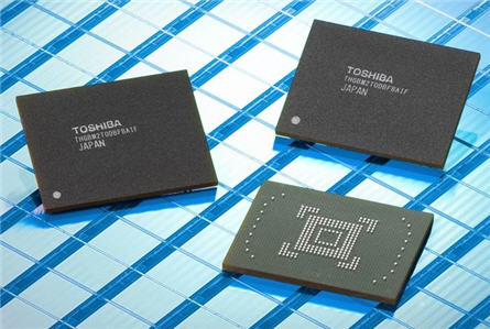 NAND flash Toshiba