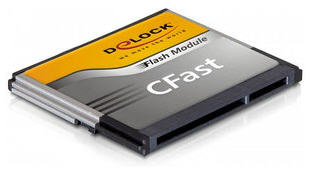 What is CFast Card
